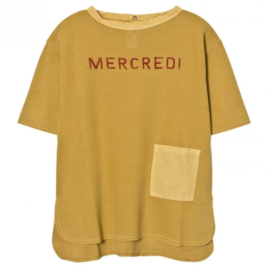 Bobo Choses Mercredi Pocket Dress Mekko