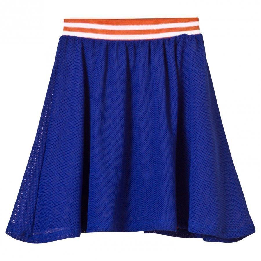 Bobo Choses Nadia Midi Skirt Mazarine Blue Midihame