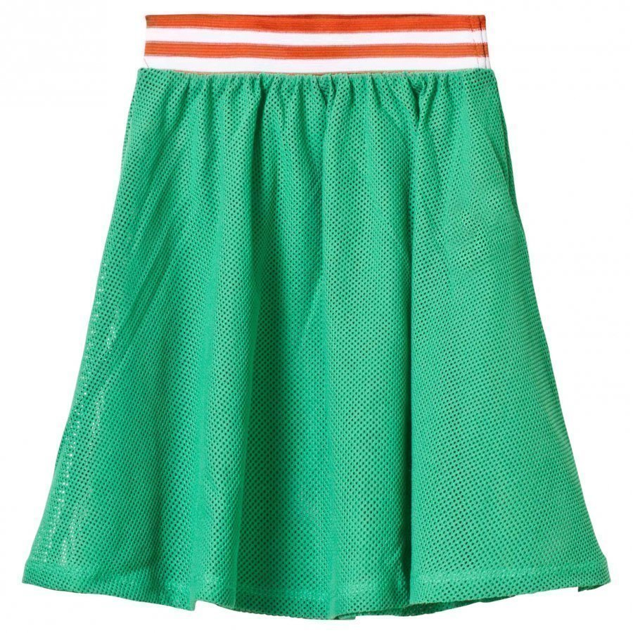 Bobo Choses Nadia Midi Skirt Mint Midihame