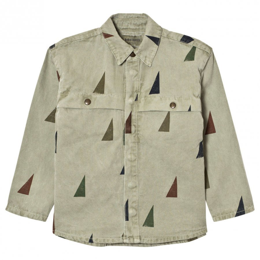 Bobo Choses Overshirt Sails Kauluspaita
