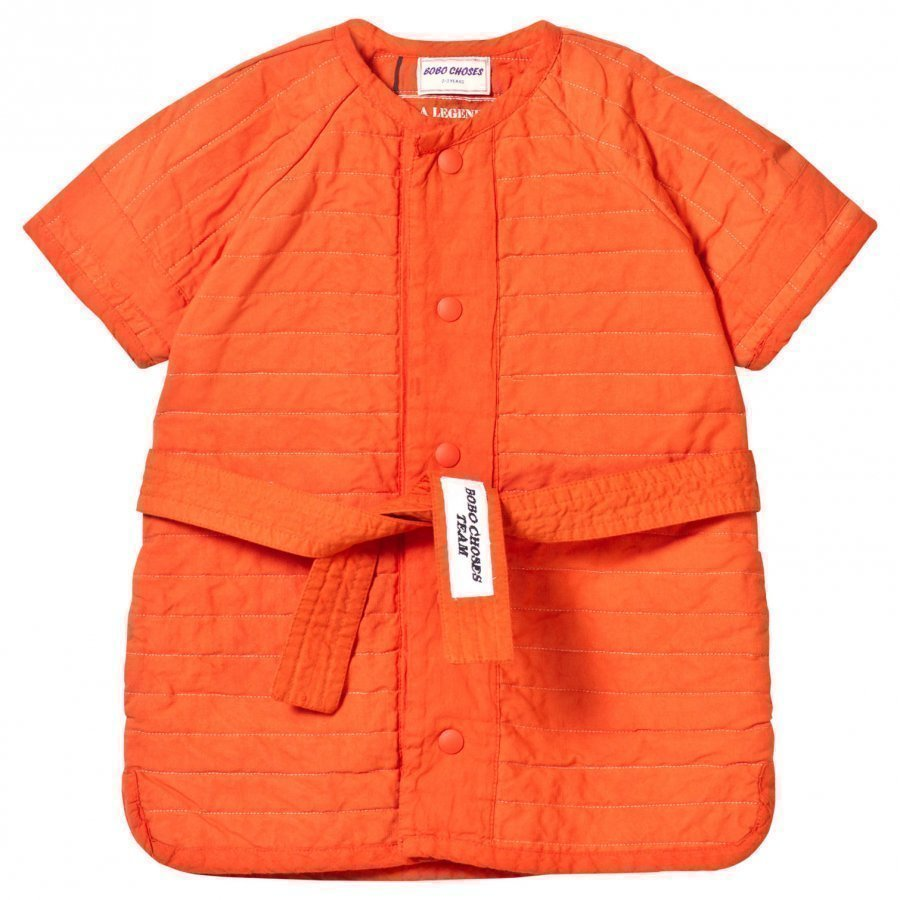 Bobo Choses Padded Jacket A Legend Red Clay Tikkitakki