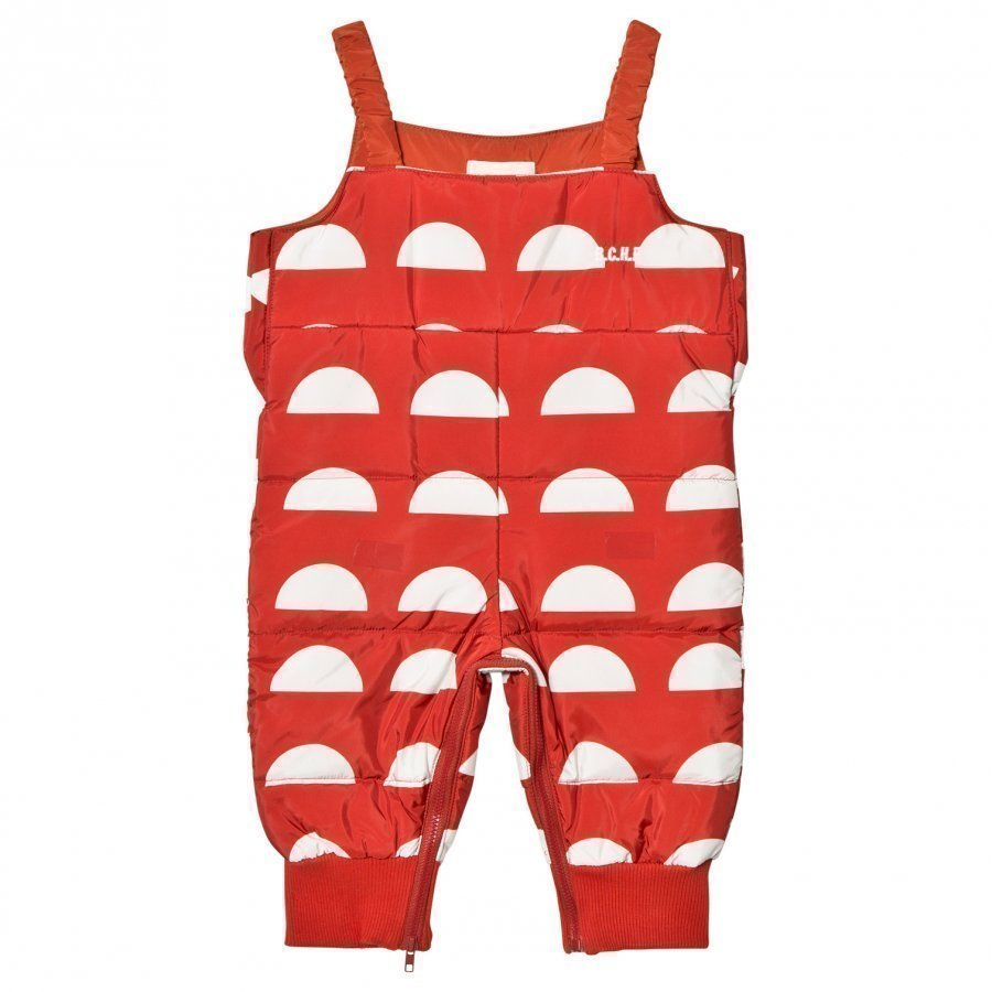 Bobo Choses Padded Overall Crests Toppahousut