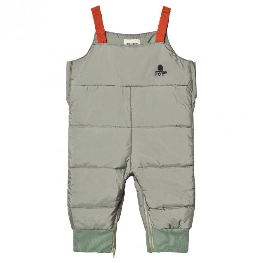 Bobo Choses Padded Overall Octopus Toppahousut