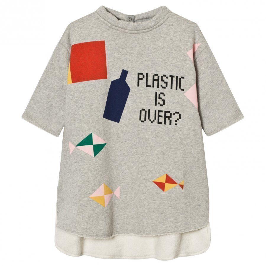 Bobo Choses Plastic Is Over? Pocket Dress Mekko