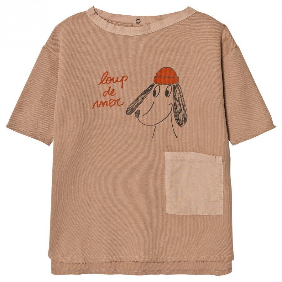Bobo Choses Pocket Dress Loup De Mer Mekko