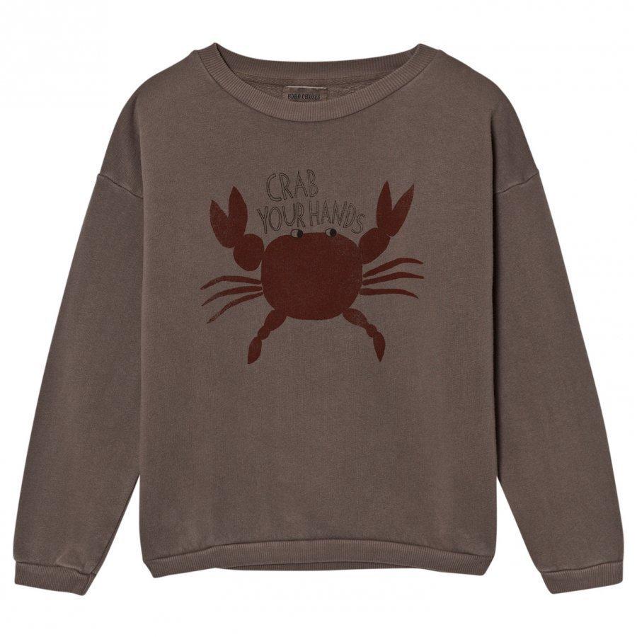 Bobo Choses Sweatshirt Crab Your Hands Oloasun Paita