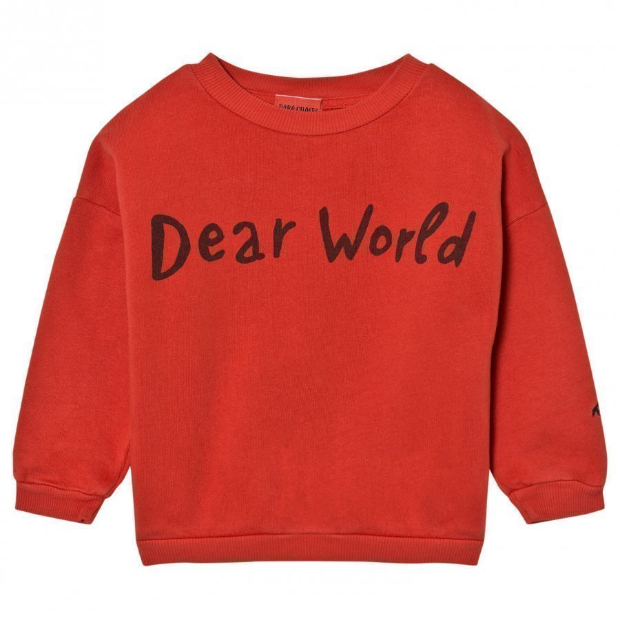 Bobo Choses Sweatshirt Dear World Oloasun Paita