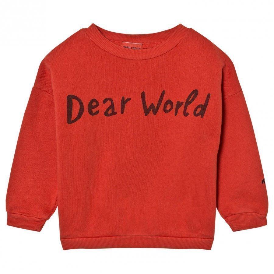 Bobo Choses Sweatshirt Dear World Oloasun Paita