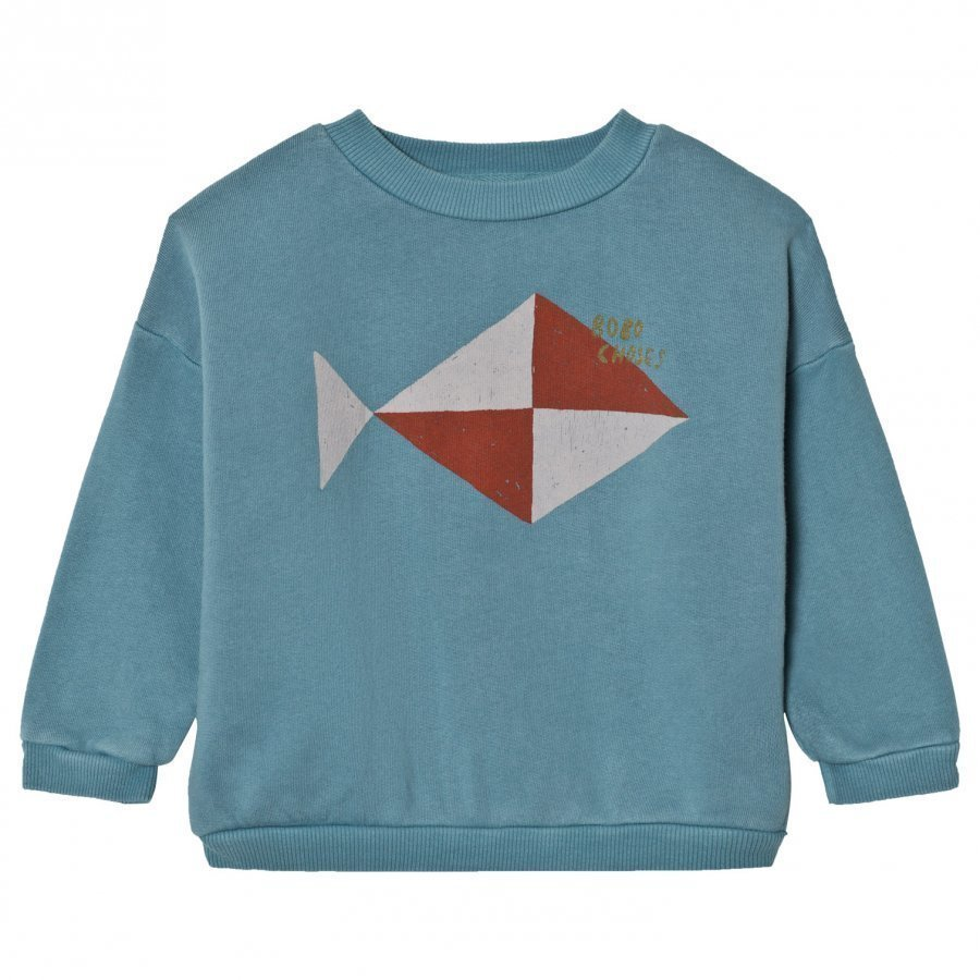 Bobo Choses Sweatshirt Fish Oloasun Paita