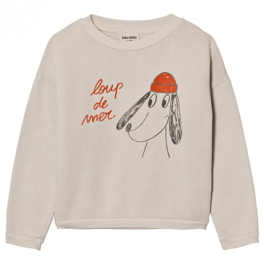Bobo Choses Sweatshirt Loup De Mer Oloasun Paita