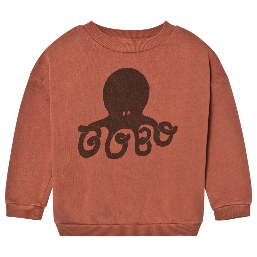 Bobo Choses Sweatshirt Octopus Oloasun Paita