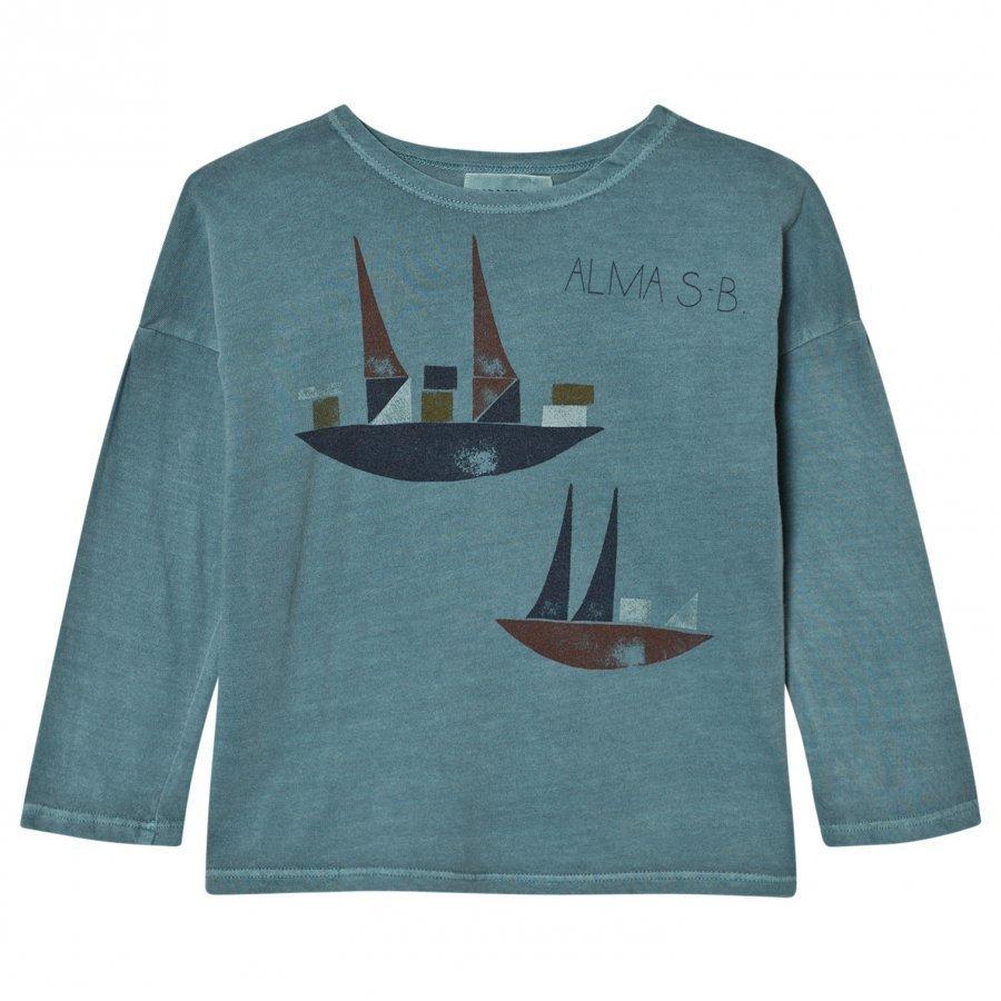 Bobo Choses T-Shirt Alma S.B. Pitkähihainen T-Paita