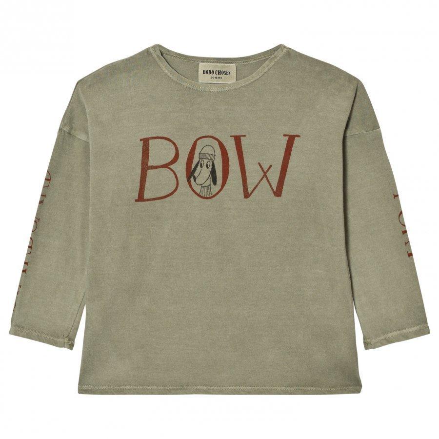 Bobo Choses T-Shirt Bow Pitkähihainen T-Paita