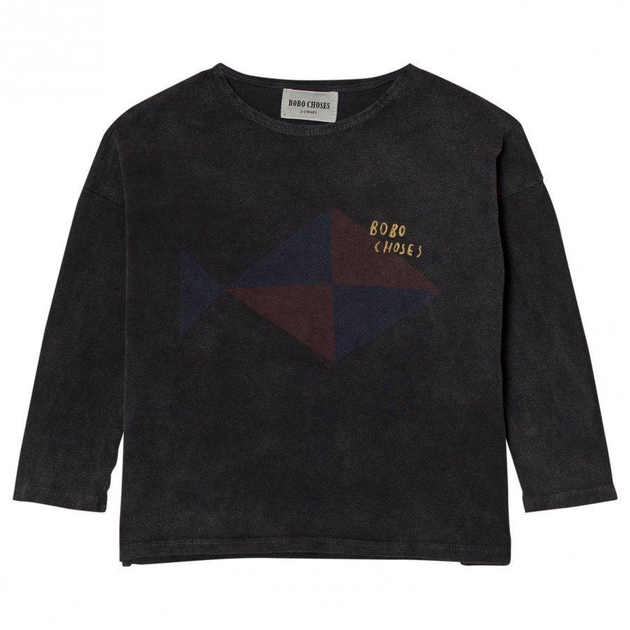 Bobo Choses T-Shirt Fish Pitkähihainen T-Paita