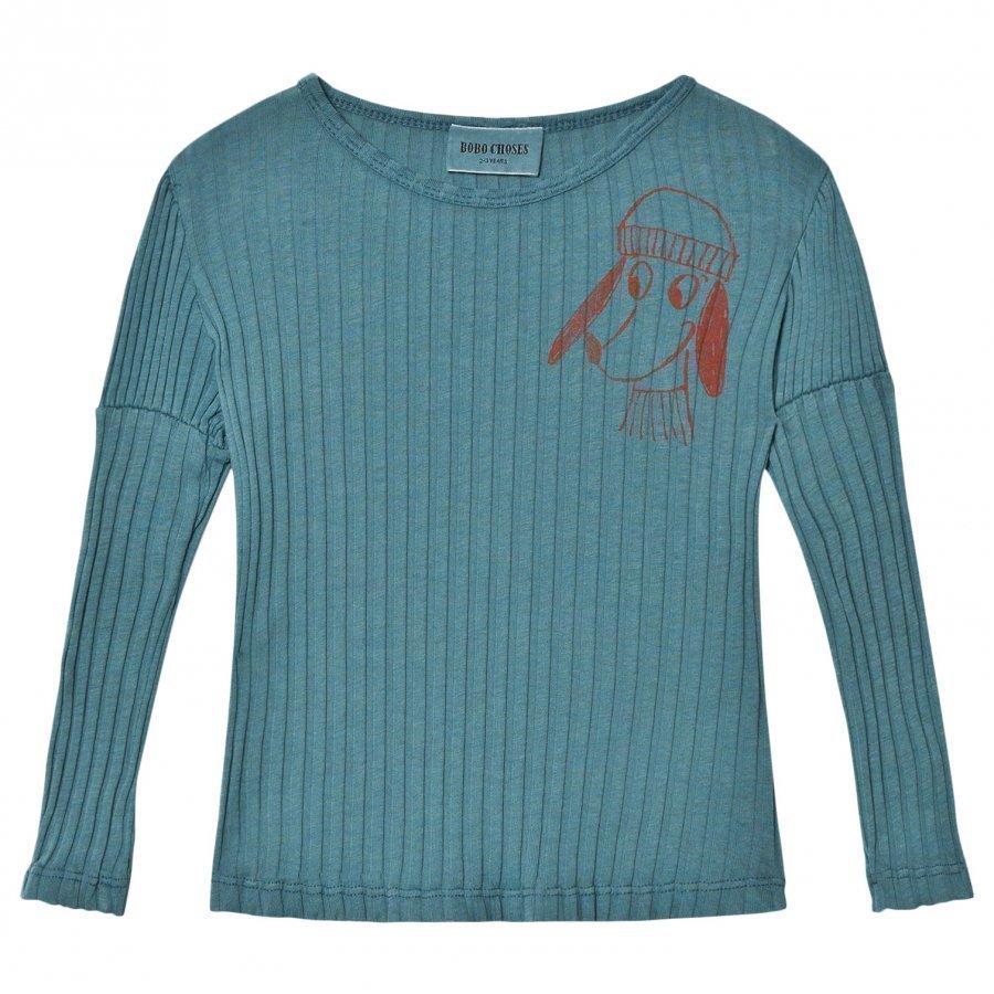Bobo Choses T-Shirt Loup De Mer Pitkähihainen T-Paita