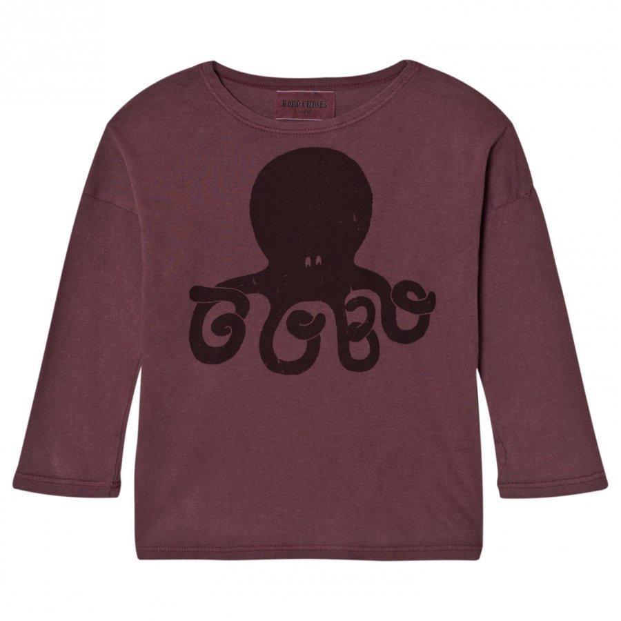 Bobo Choses T-Shirt Octopus Pitkähihainen T-Paita