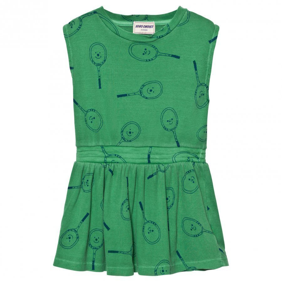 Bobo Choses Tennis Dress Mint Tennismekko