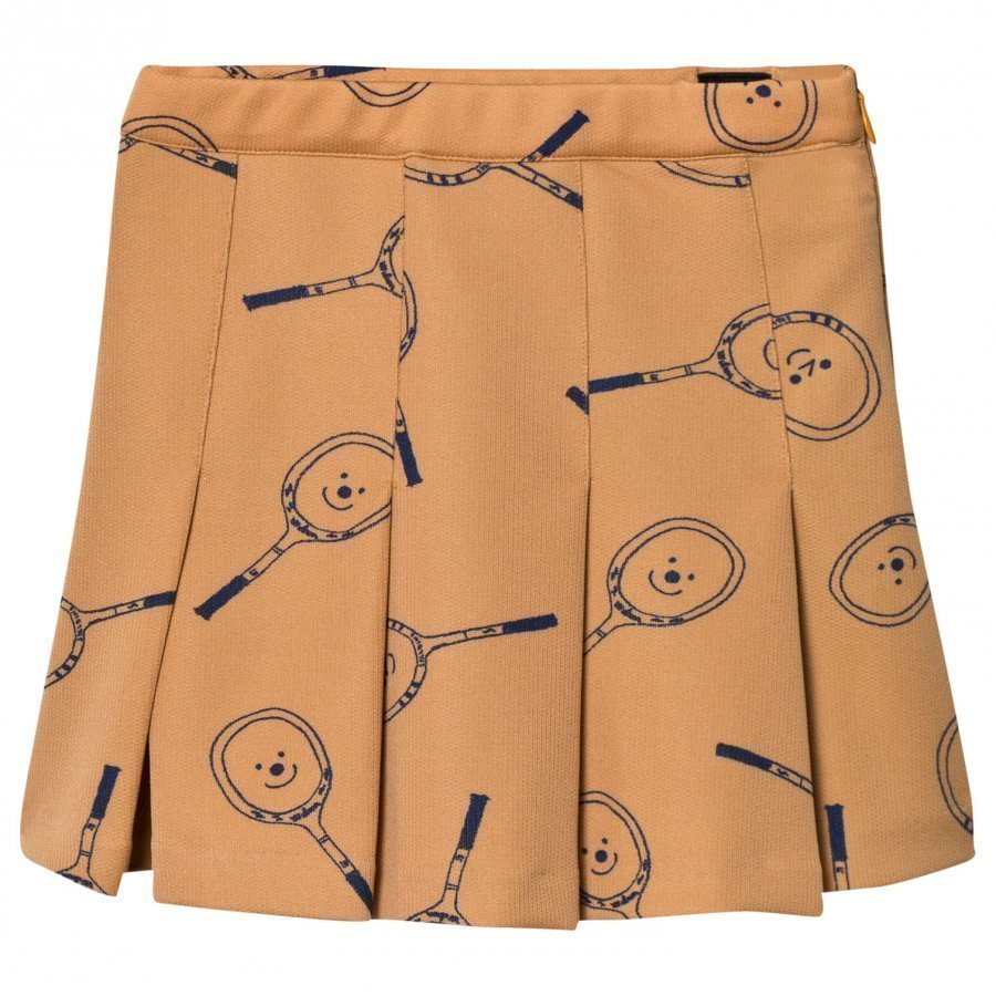 Bobo Choses Tennis Skirt Golden Nugget Kellohame