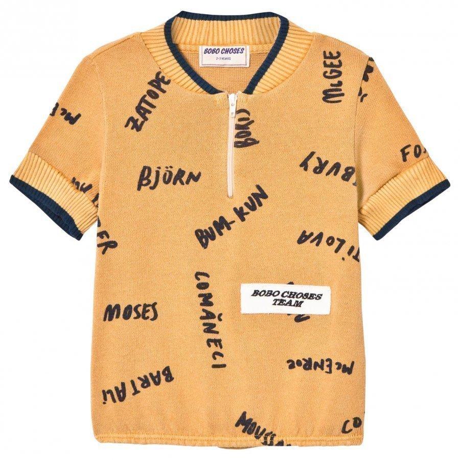 Bobo Choses The Legends Gino T-Shirt Golden Nugget T-Paita