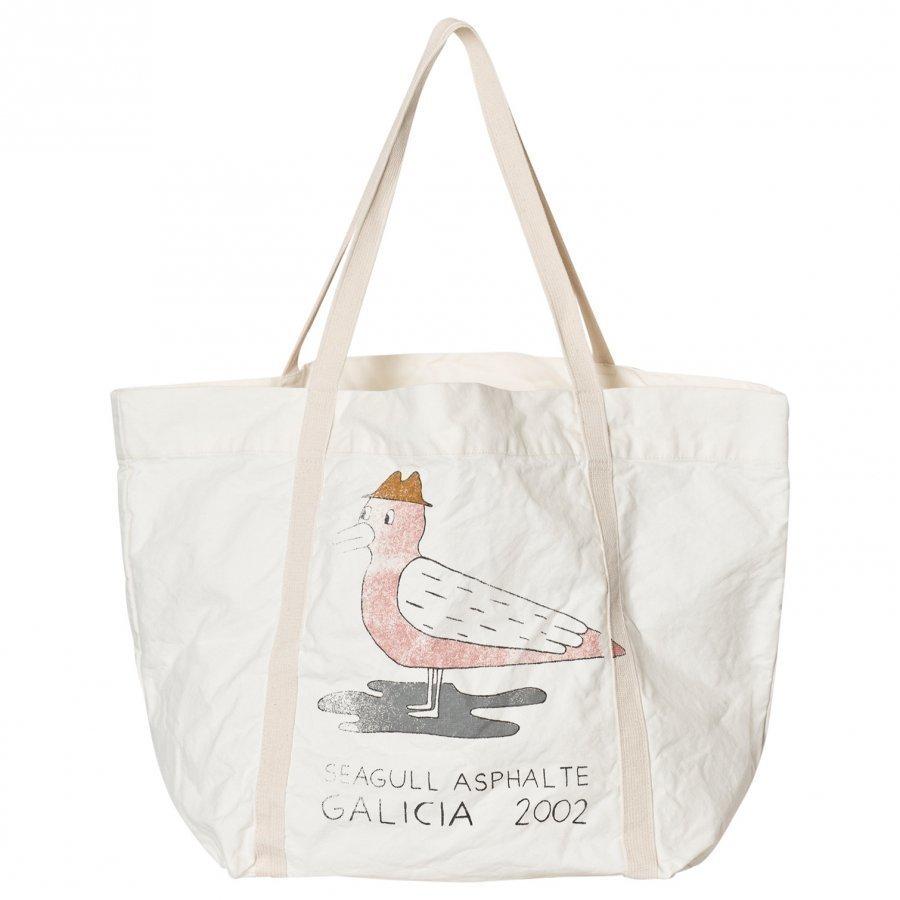 Bobo Choses Tote Bag Seagull Asphalte Kassi