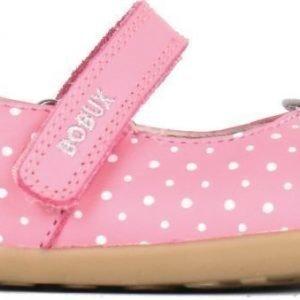 Bobux Ballerinakengät Step up swing Pink