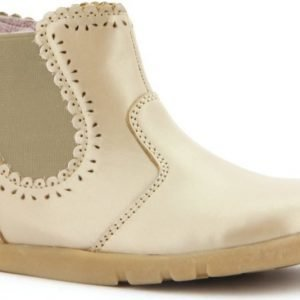 Bobux Saapikkaat Vauvan Girls Lucky Lacey Boot Gold