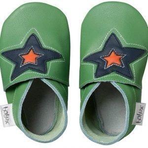 Bobux Tossut Green Astro