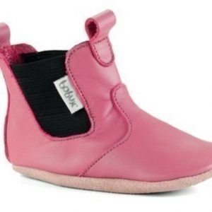 Bobux Vauvantossut Chelsea Boot Pink