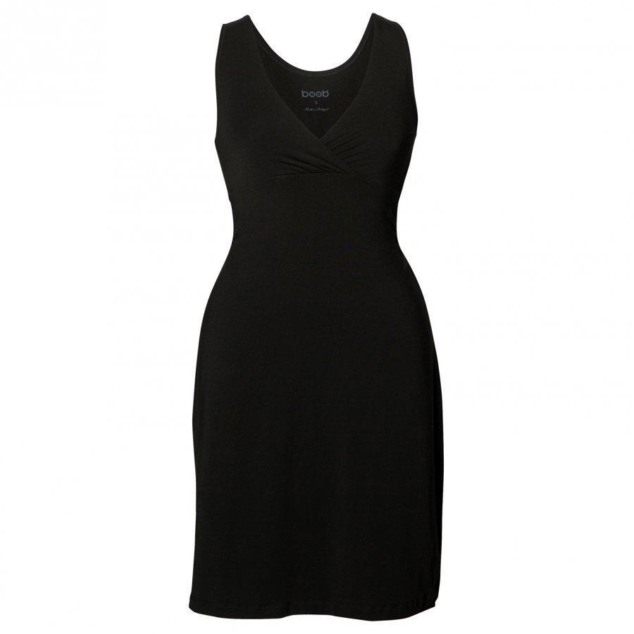 Boob 24/7 Dress Black Imetysmekko