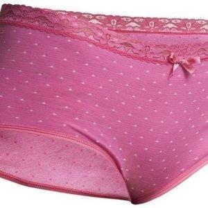 Boob Alushousut Seamless Brief Pilkullinen Vaaleanpunainen