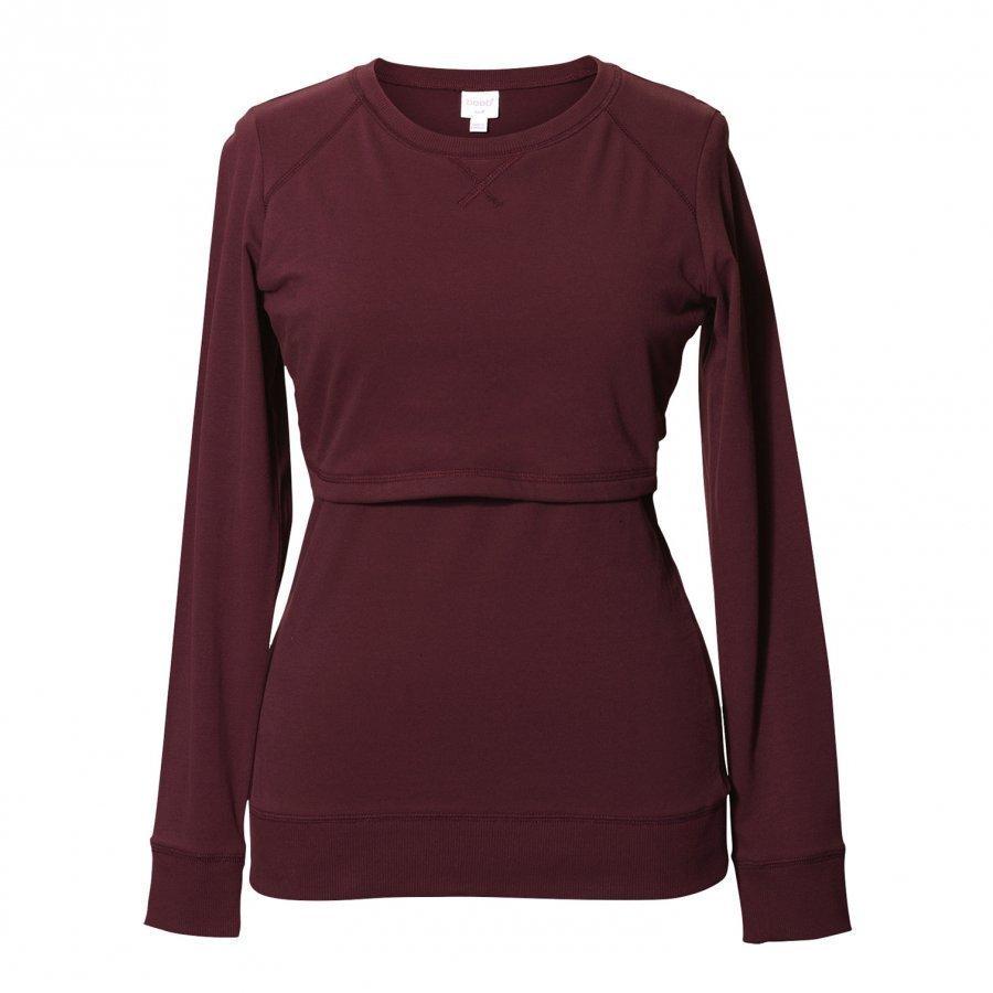 Boob B·warmer Sweatshirt Collegepusero Äidille