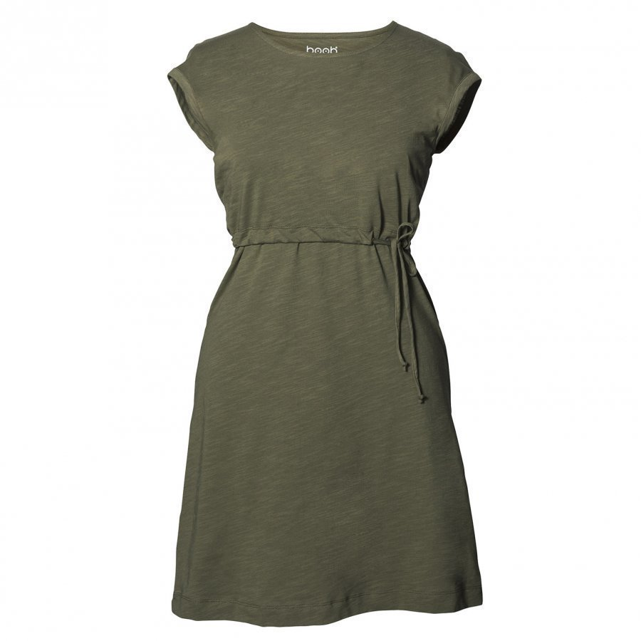 Boob Celia Dress Burnt Olive Raskausmekko