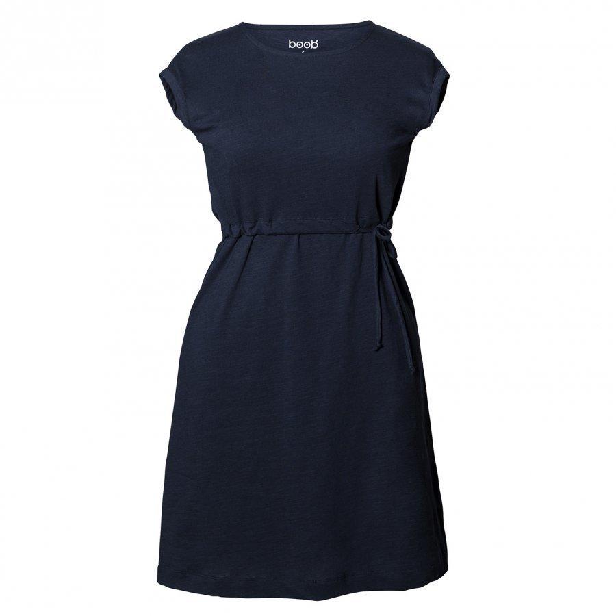 Boob Celia Dress Midnight Blue Raskausmekko