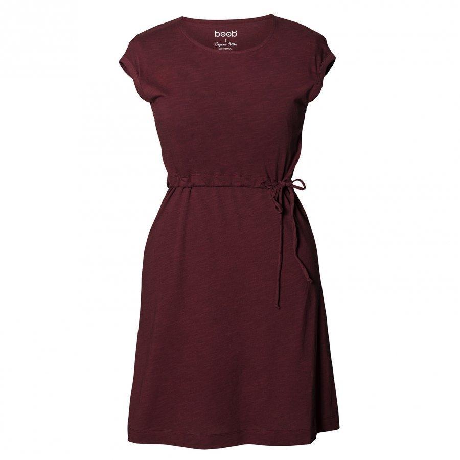 Boob Celia Dress Pomegranate Raskausmekko