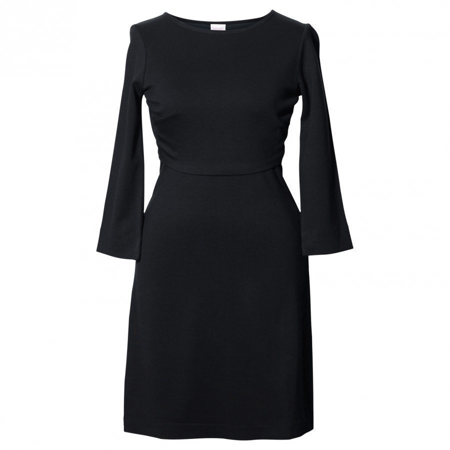 Boob Dress Audrey Black Raskausmekko