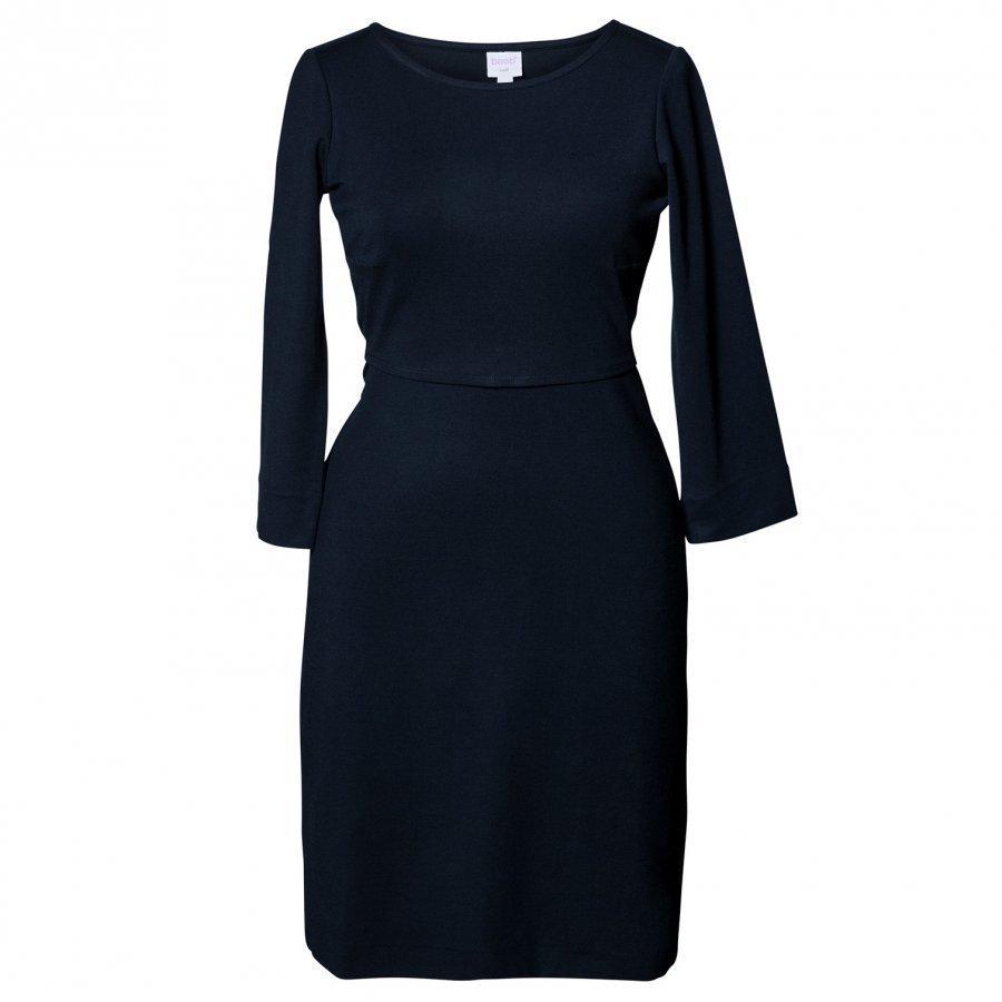 Boob Dress Audrey Midnight Blue Raskausmekko