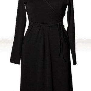 Boob Imetysmekko Juno Long Sleeve Black
