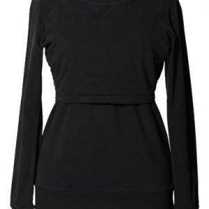 Boob Imetyspusero B-Warmer Sweatshirt Black