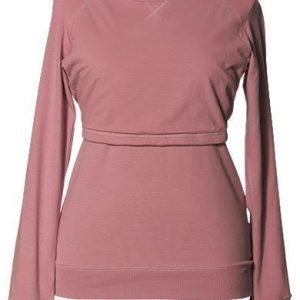 Boob Imetyspusero B-Warmer Sweatshirt Pink blush
