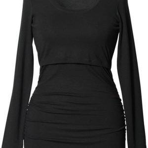 Boob Imetyspusero Classic Top Long Sleeve Black