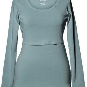 Boob Imetyspusero Classic Top Long Sleeve Ice blue
