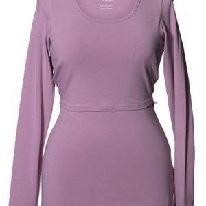 Boob Imetyspusero Classic Top Long Sleeve Pink blush