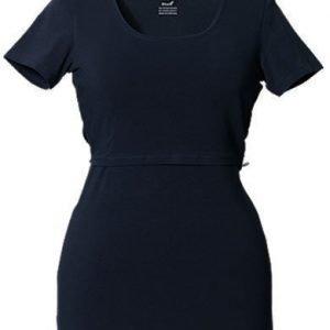 Boob Imetyspusero Classic Top Short Sleeve Midnight blue