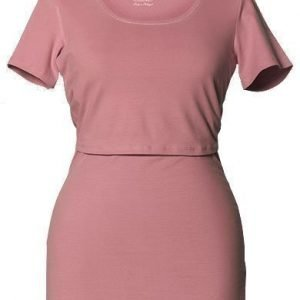 Boob Imetyspusero Classic Top Short Sleeve Pink blush