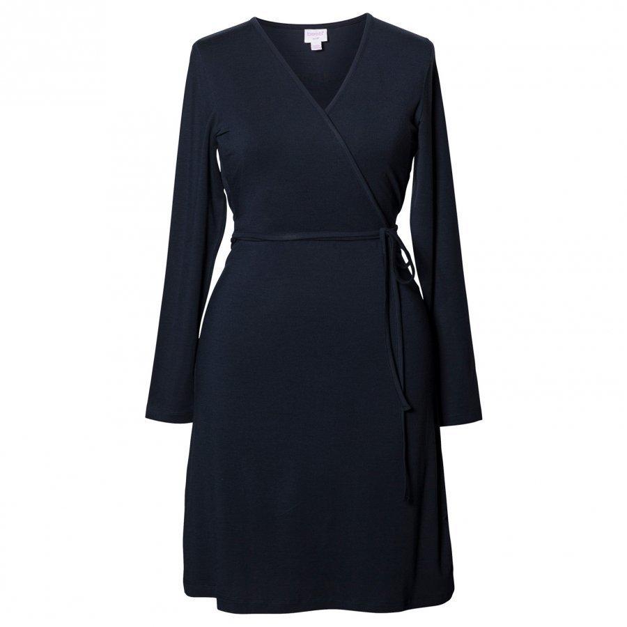 Boob Isadora Dress Midnight Blue Imetysmekko