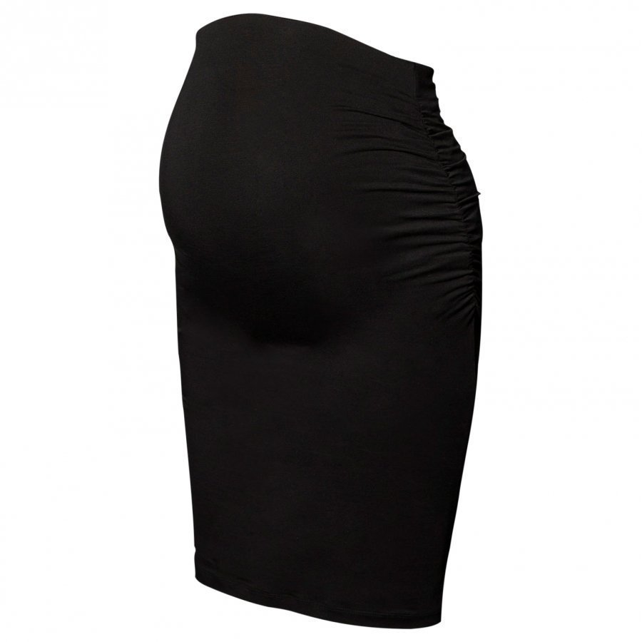 Boob Once-On-Never-Off Ruched Skirt Black Hame Äidille