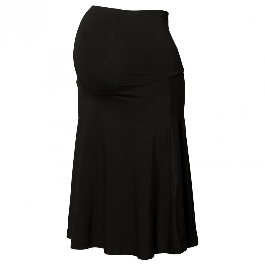 Boob Once-On-Never-Off Wide Skirt Black Hame Äidille