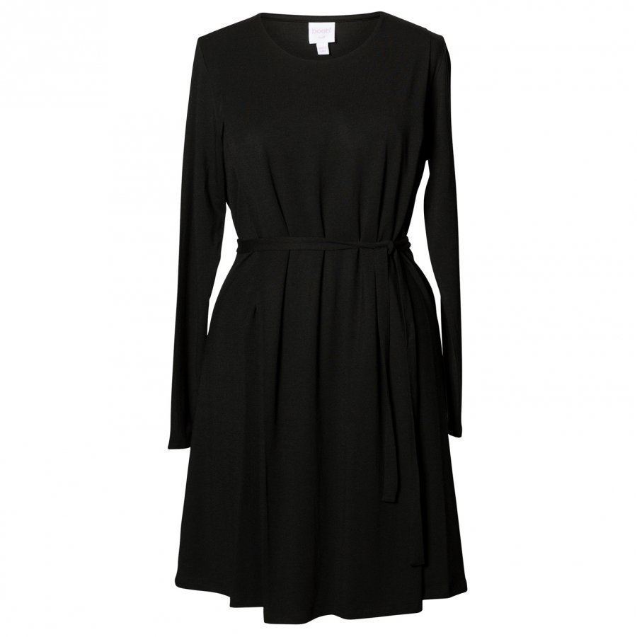 Boob Speakeasy Dress Black Imetysmekko