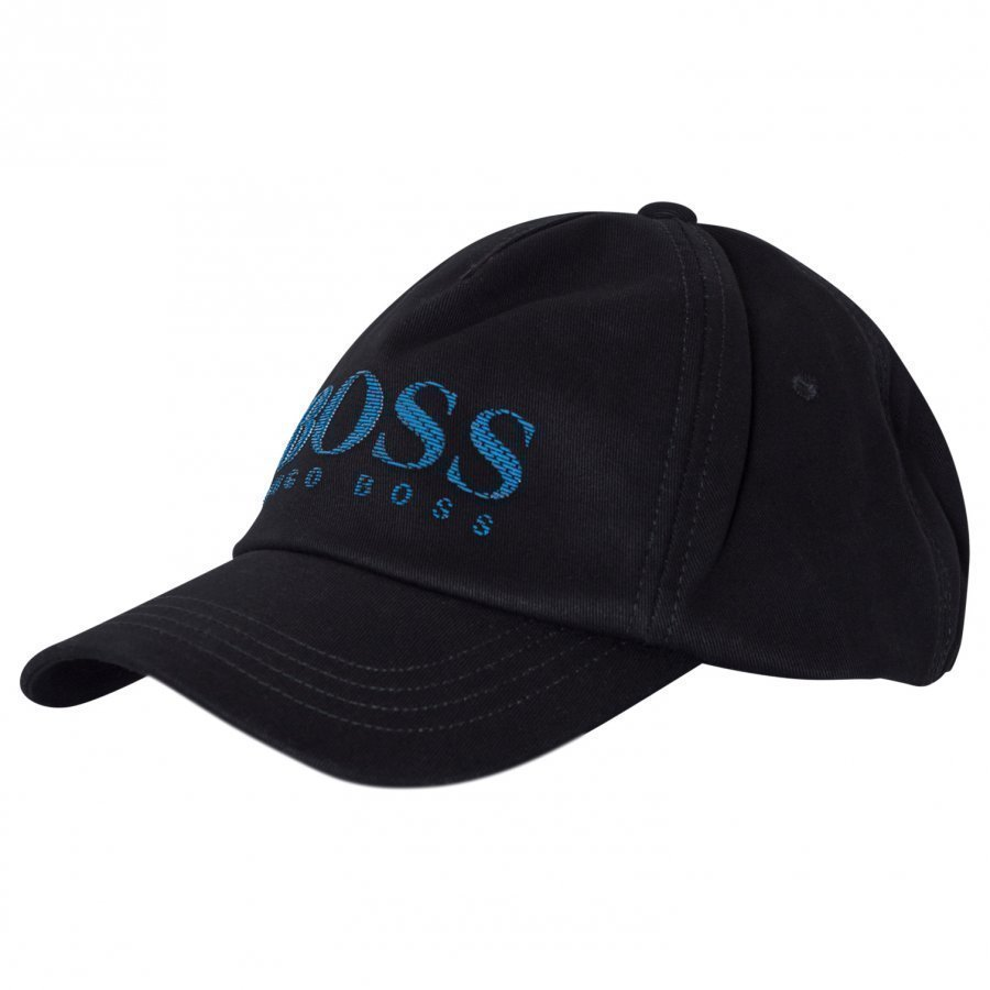 Boss Black Branded Baseball Cap Pipo