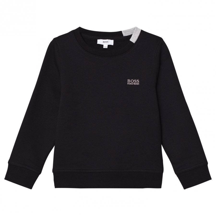 Boss Black Branded Sweatshirt Oloasun Paita